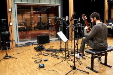 Francesco Palmieri Guitarist